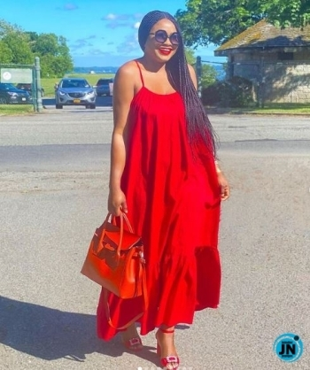 """""""Stop connecting women's success to men"""" – Actress, Sonia Ogiri cries out"""